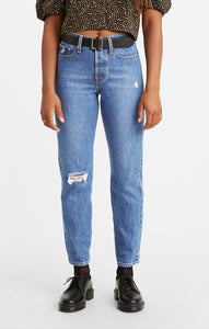 LEVI LADIES WEDGIE ICON FIT ATHENS HERA JEANS