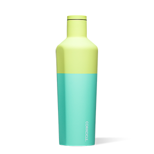 CORKCICLE 25 0Z COLOR BLOCK LIMEADE CANTEEN