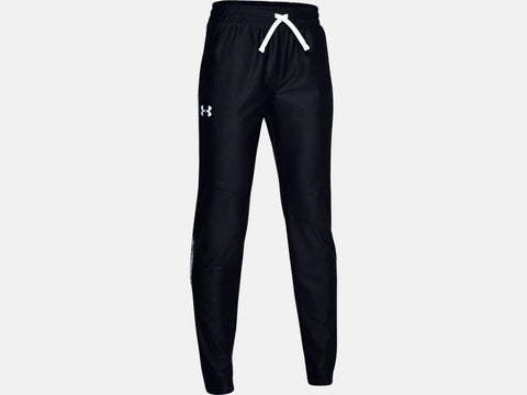 UNDER ARMOUR YOUTH PROTOTYPE BLACK PANT
