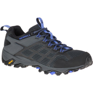 MERRELL LADIES MOAB FST 2 BLACK/GRANITE SHOE