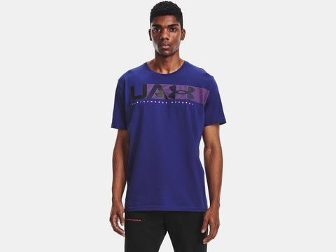 UNDER ARMOUR MENS PERFORMANCE APPAREL REGAL TSHIRT