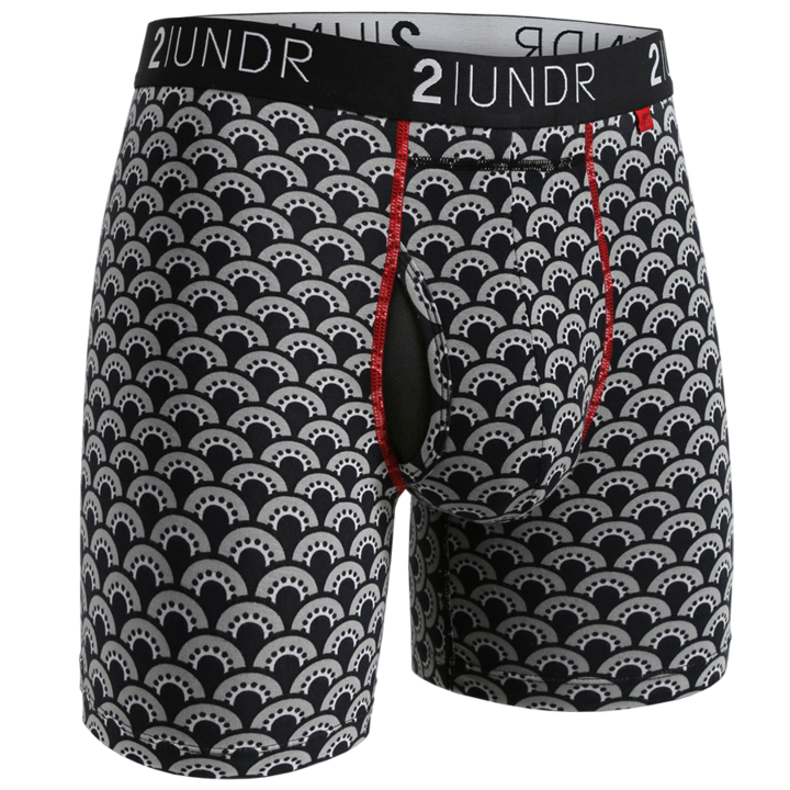 2UNDR MENS SWING SHIFT FAN CLUB BOXER BRIEF