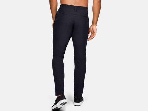 UNDER ARMOUR MENS CANYON BLACK PANT
