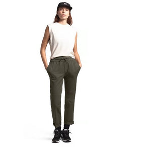 THE NORTH FACE LADIES APHRODITE MOTION NEW TAUPE GREEN PANT