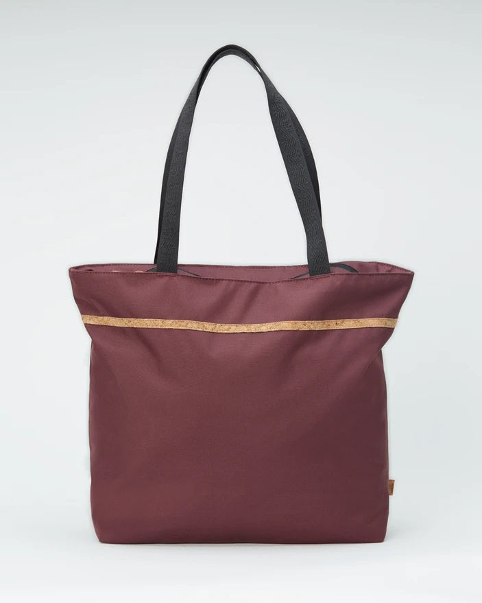 TEN TREE BROOKYLYN MERLOT RED TOTE