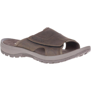 MERRELL MENS SANDSPUR 2 SLIDE EARTH SANDAL