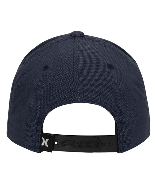 HURLEY MENS DRI FIT HURRICANE PATCH NAVY HAT