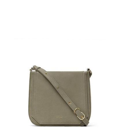 MATT & NAT LADIES MARA SMALL VINTAGE SAGE HANDBAG