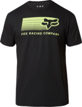 FOX MENS DRIFTER SS BLACK TSHIRT