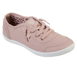 SKECHERS LADIES BOBS B CUTE BLUSH SHOE