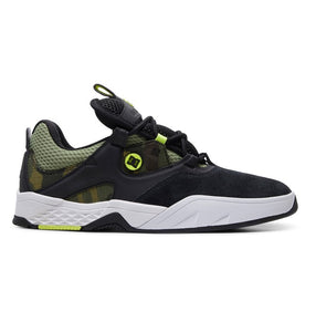 DC MENS KALIS SE OIL GREEN SHOE