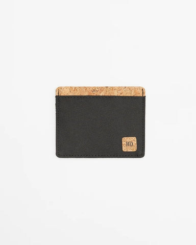 TEN TREE REDBUD CARDHOLDER METEORITE BLACK