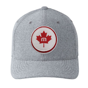 TRAVIS MATHEW MENS LOONIE HEATHER QUIET SHADE HAT