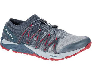 MERRELL MENS BARE ACESS FLEX KNIT VAPOR SHOE