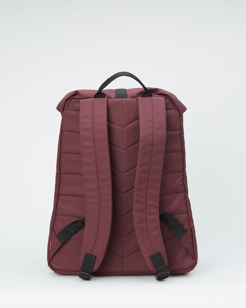 TEN TREE BROOKLYN PACK MERLOT RED BACKPACK