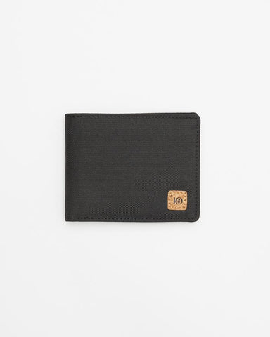 TEN TREE BARON BI-FOLD METEORITE BLACK WALLET