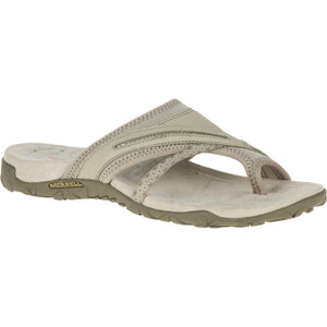 MERRELL LADIES TERRAN POST II TAUPE SANDAL
