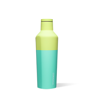 CORKCICLE 16 OZ COLOR BLOCK LIMEADE CANTEEN