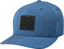 FOX MENS COMPLETELY FLEXFIT HEATHER ROYAL BLUE HAT