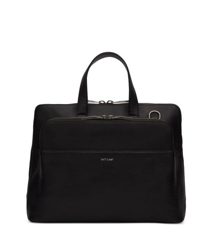 MATT & NAT LADIES CASSIDY DWELL BLACK HANDBAG