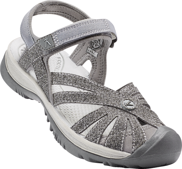 KEEN LADIES ROSE SANDAL GARGOYLE/RAVEN