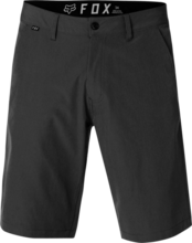 FOX MENS ESSEX TECH STRETCH BLACK SHORT