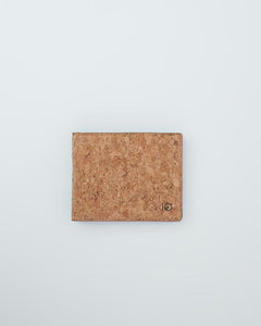 TEN TREE BARON CORK BI-FOLD WALLET