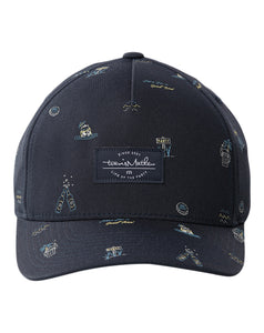 TRAVIS MATHEW SAND ANGEL MOOD INDIGO HAT