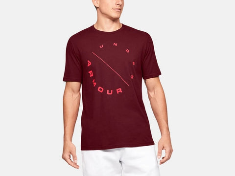 UNDER ARMOUR MENS ECLIPSE CIRCLE CORDOVA TSHIRT