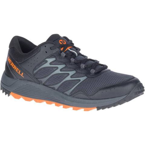 MERRELL MENS WILDWOOD GRANITE SHOE