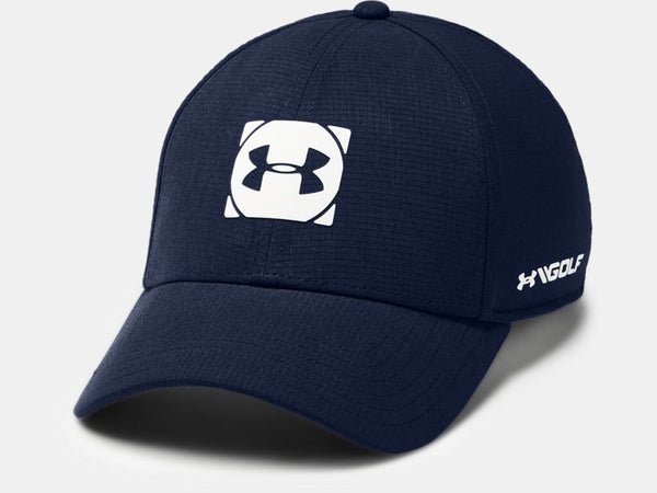 UNDER ARMOUR MENS OFFICIAL TOUR 3.0 ACADEMY HAT