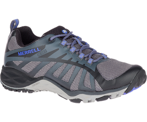 MERRELL LADIES SIREN EDGE Q2 WP BLACK SHOE