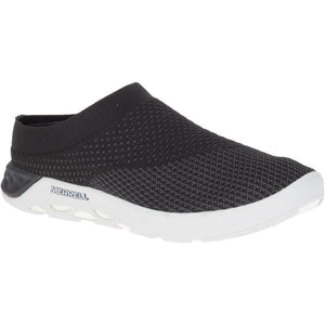 MERRELL LADIES BONDI SLIDE AC+ BLACK SHOE