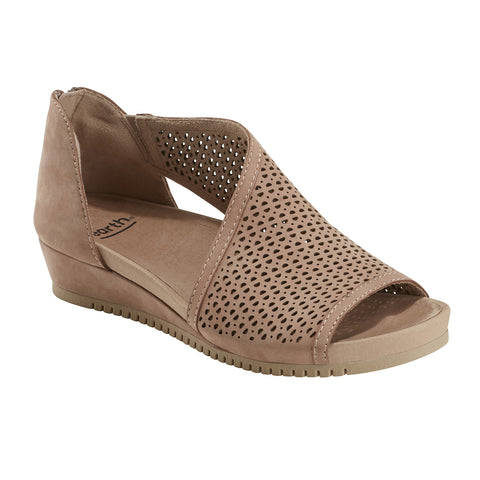 EARTH LADIES CAPRICORN DARK BLUSH SANDAL