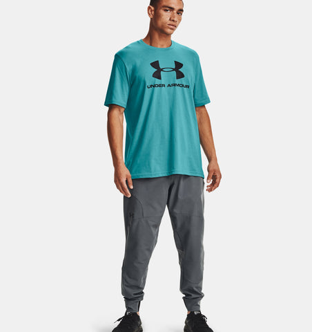 UNDER ARMOUR MENS SPORTSTYLE LOGO COSMO TSHIRT