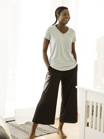 JACKSON ROWE LADIES JASMINE BLACK PANT