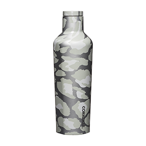 CORKCICLE 16OZ SNOW LEOPARD CANTEEN