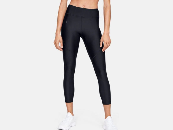 UNDER ARMOUR LADIES HG ARMOUR PERF BLACK ANKLE CROP