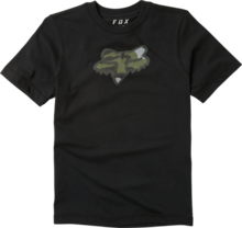 FOX YOUTH PREDATOR SS BLACK TSHIRT