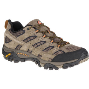 MERRELL MENS MOAB 2 VENT WALNUT SHOE