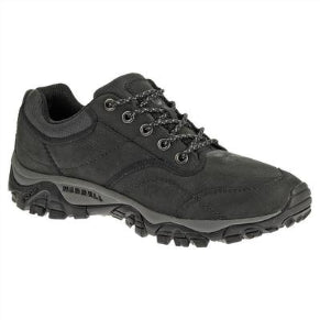 MERRELL MENS MOAB ROVER BLACK SHOE