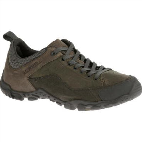 MERRELL MENS TELLURIDE LACE GRANITE SHOE