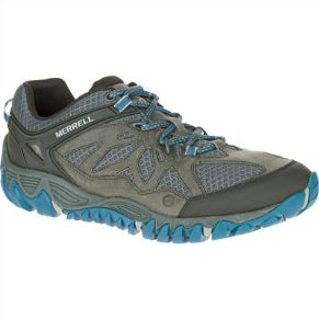 MERRELL MENS ALL OUT BLAZE VENT GREY SHOE