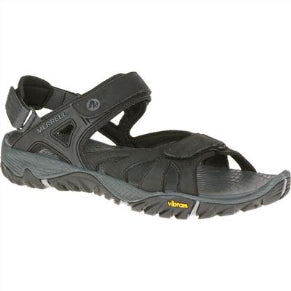 MERRELL MENS ALL OUT BLAZE SIEVE CONVERT BLACK