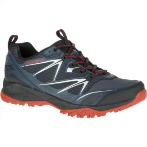 MERRELL MENS CAPRA BOLT BLACK/NAVY SHOE