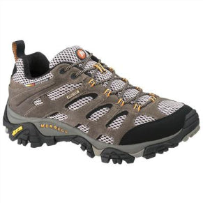 MERRELL MENS MOAB GTX WALNUT SHOE