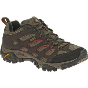 MERRELL MENS MOAB GTX DARK CHOCOLATE SHOE