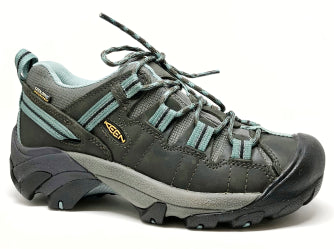 KEEN LADIES TARGHEE II BLACK OLIVE/MINERAL SHOE