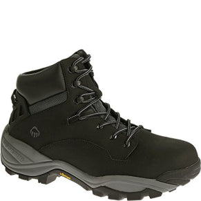 "WOLVERINE MENS GROWLER 6"" BLACK CSA BOOT"