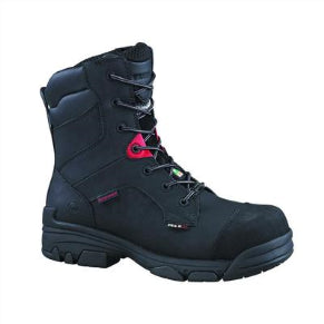 WOLVERINE MENS CONDOR BLACK WATERPROOF BOOT